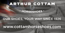 Athur Cottam Horseshoes