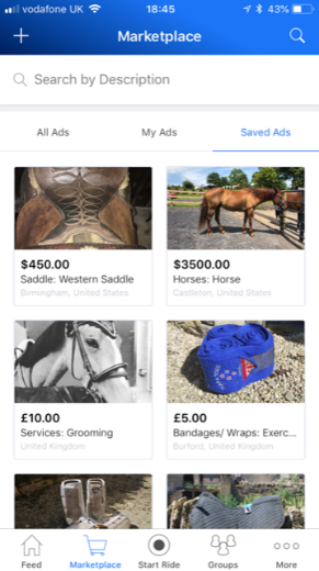Huufe: The Horse Riders App is Live